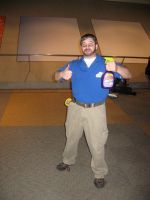 BILLY MAYS HERE by AngstyGuy