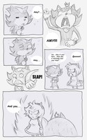 Sonic got Amy Pregnant Pg 78 by sonicxamy09