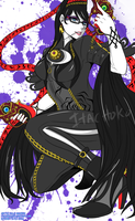 BAYONETTA by jurieduty