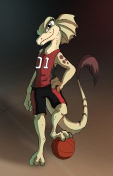 Wanna Play One on One? by Ferroth