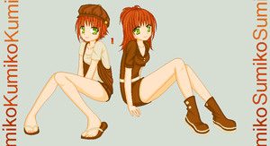 ginger twins by Naked-Squid