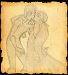 Princess and Knight - Kiss by Tell-Me-Lies