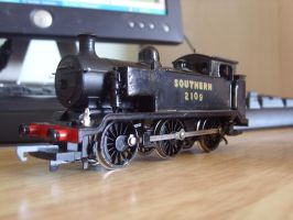 hornby E2 by trainboy656