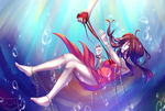 Drowning by nyanlynne