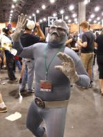 Putty Man (Cosplay) by Gear-of-Ren