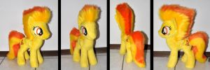 Spitfire Plush No.1 by Sethaa