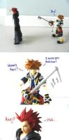 HSP Axel Really Wants a Heart by LouisDelacroix