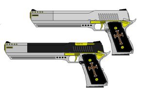 Custom combat pistols by sucker1999