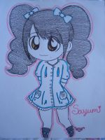 chibi sayu by kawaii-beam