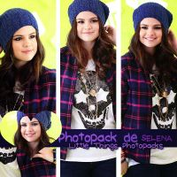 PHOTOPACK SELENA GOMEZ by Nereditions