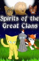 Spirits of the Great Clans-Story Cover by LightstormXRavenwing