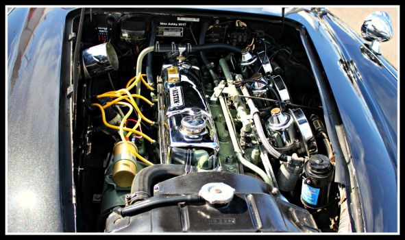 Austin Healey Engine by StallionDesigns