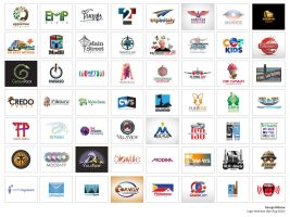 Logo Selection Apr-Aug 2011 by Horhew