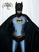 Batman Cosplay 04 - June 2012 by BATDANs