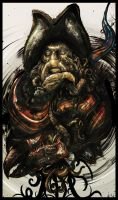 - Davy Jones - by LindseyWArt