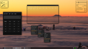 Puppy Linux - Slimpup with Openbox by ElderVLaCoste