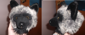 Updated Fox face pattern by VengefulSpirits