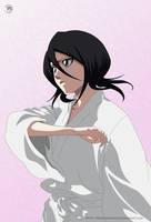 But Rain Dried by The White moon Rukia by Akira-12