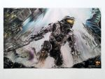 Halo 4 (Color Pencil Drawing) by Ankredible