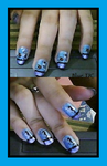 My Nail Art #3 by ForeverRookie