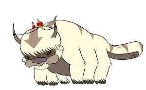 Appa 14-07-13 by Luciand29