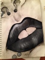 Untitled lips by SourBottleBabyGirl