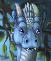 FAX: Penny Dragon by AltairSky