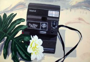 Still Life Painting by Reptile64