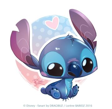 Stitch ! by Dragibuz