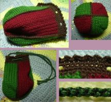 Dice bag - not for dice by knotsme