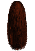 Basic Painted Hair 01 PNG by MidknightStarr