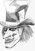 Mad Hatter by KEArnold