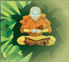 Avatar: The Last Airbender by krmn777