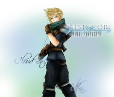 Crisis Core Cloud by SassyLilPanda