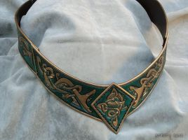 Marvel Enchantress belt by rassaku