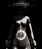 Loading GLaDOS by WarMunchen