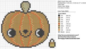 Smily Pumpkin with Candy Corn by carand88