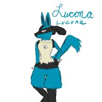 Lucona Reference by Dreamaniacal