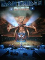 Iron Maiden En Vivo! by kaiser-Guille