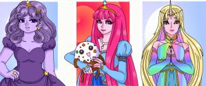LSP, Peebles and Lady by Sailor-Serenity