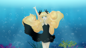 SeeU-Deep Sea Girl by Ketrin-tyan