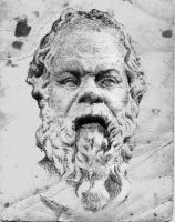 Socrates by SILENTJUSTICE