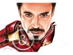 Iron Man by Invins