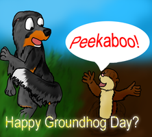 groundhog day by Colliequest