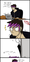 Jump scares by 13OukaMocha13
