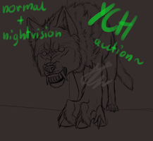 YCH auction [closed] money (paypal)/points by Liraelwolf