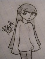 Look it's Kuki :D by NumbahLaughing247