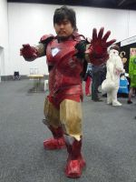 Iron Man - road test at first event by Old-Trenchy