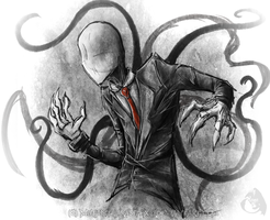 slenderp by MutantParasiteX