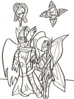 Young Love: Angel 4: Uncolour by xxxBrokenSoulxxx